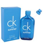 CK One Summer Perfume For Men and Women By Calvin Klein (2018 Edition)