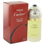 Pasha Cologne For Men By Cartier
