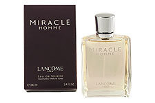 Miracle Cologne For Men By Lancome